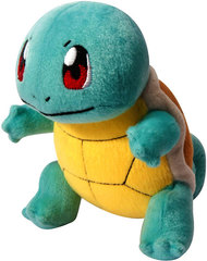 Pokemon TOMY 8 Inch Squirtle Plush