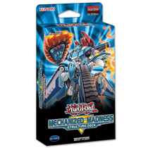 Mechanized Madness Structure Deck <b><i>*PRE-ORDER*</b></i>