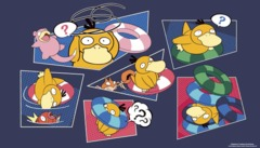 Psyduck Bewildered Playmat