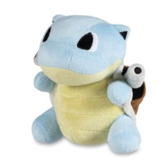 Blastoise Pokemon Dolls Plush - 6 1/2 Inch