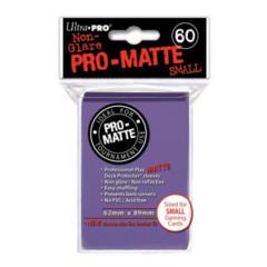PRO-MATTE Ultra Pro Yu-Gi-Oh Sleeves - Purple (60ct)