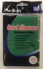 Pro Safe Standard Sleeves - Green