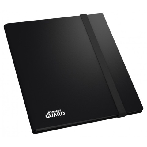 FlexXfolio 4-Pocket Binder - Black