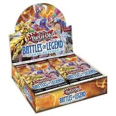 Battles of Legend - Light's Revenge Booster Box