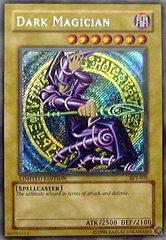 Dark Magician A - BPT-001 - Secret Rare - Limited Edition