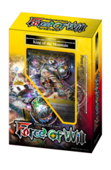 King of the Mountain - Light Starter Deck