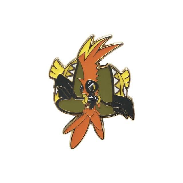 Tapu Koko Pin