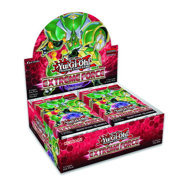 Extreme Force Booster Box <b><i>*PRE-ORDER*</b></i>