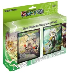 New Valhalla Starter Deck - Wind Theme