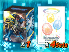 Digimon Card Game Play At Home Kit