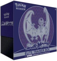 Sun & Moon Elite Trainer Box - Lunala