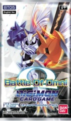 Digimon Card Game Battle of Omni Booster Pack <b><i>*PRE-ORDER*</b></i>