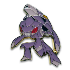 Genesect Pin