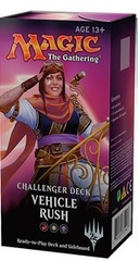 2018 Challenger Deck: Vehicle Rush