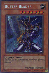 Buster Blader - BPT-008 - Secret Rare - Limited Edition