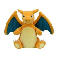 Charizard Sitting Cuties Plush - 7 Inch
