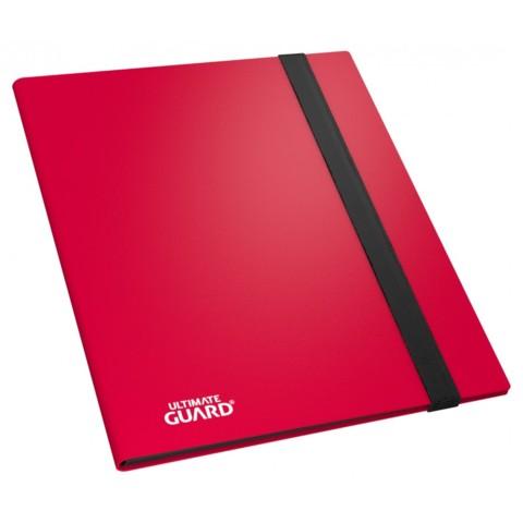 FlexXfolio 9-Pocket Binder - Red