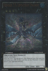 Number 17: Leviathan Dragon - Ultimate - GENF-EN039 - Ultimate Rare - 1st