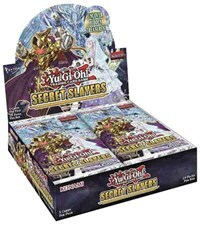 Secret Slayers Booster Box