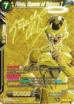 Frieza, Emperor of Universe 7 (SPR) - TB01-077 - SPR