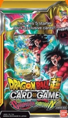The Crimson Saiyan Starter Deck