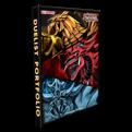Egyptian God 9-Pocket Duelist Portfolio