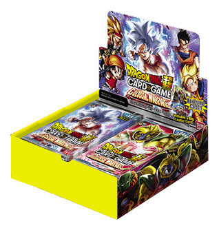 24 Booster-Sealed Dragon Ball Super TCG-Union Force-Booster Box//display