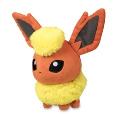 Flareon Pokemon Dolls Plush - 6 Inch