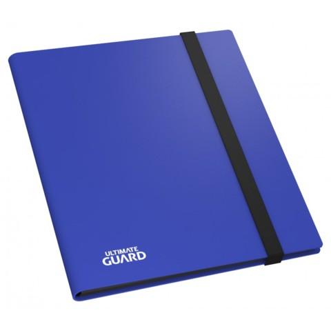 FlexXfolio 4-Pocket Binder - Blue