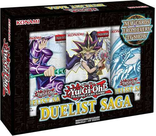 Duelist Saga Mini Box (3 Packs)