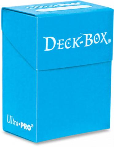 Ultra Pro Standard Deck Box in Sky Blue