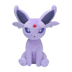 Espeon Sitting Cuties Plush - 6 1/2 Inch