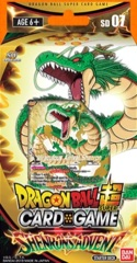 Shenron's Advent Starter Deck