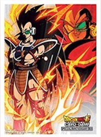 Special Anniversary Box Card Sleeves - Raditz (50-Pack)