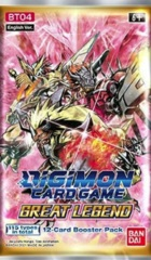 Digimon Card Game Great Legend Booster Pack <b><i>*PRE-ORDER*</b></i>