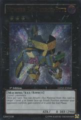 Number 34: Terror-Byte - Ultimate - GENF-EN041 - Ultimate Rare - 1st