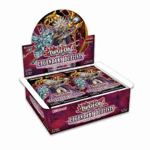 Legendary Duelist: Rage of Ra Booster Box <b><i>*PRE-ORDER*</b></i>