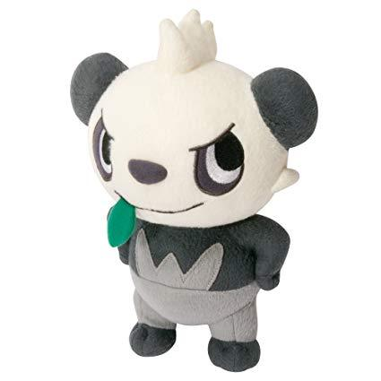 Pokemon TOMY 8 Inch Pancham Plush