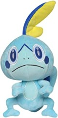 Pokemon Sword & Shield Official 8 Inch Sobble Plush