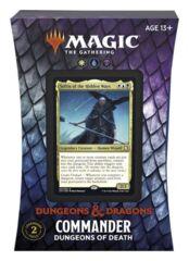 Adventures in the Forgotten Realms Dungeons of Death Commander Deck