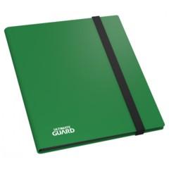 FlexXfolio 4-Pocket Binder - Green