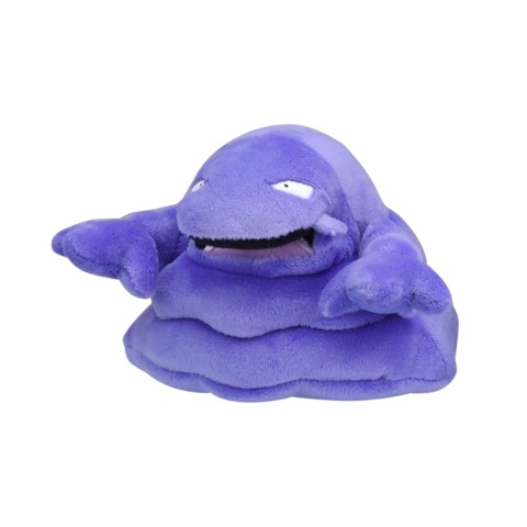 Muk Sitting Cuties Plush - 5 1/2 Inch