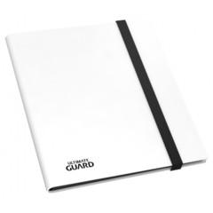 FlexXfolio 4-Pocket Binder - White