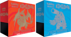 XY Evolutions Elite Trainer Box