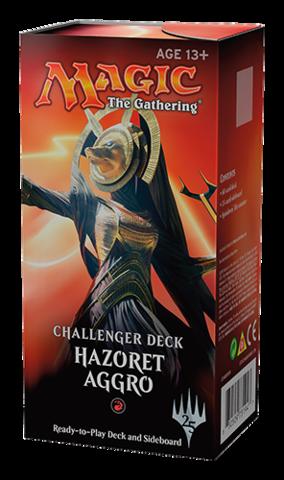 Challenger Decks: Hazoret Aggro