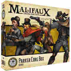 Malifaux Third Edition: Parker Core Box