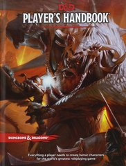 D&D Player's Handbook 5th Edition