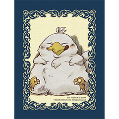 Chocobo's Crystal Hunt Card Sleeve - Fat Chocobo