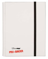 Ultra PRO 9-Pocket PRO-Binder - White