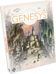 Genesys Roleplaying Core Rulebook